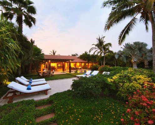 Villa Lagos del Mar 16 - Punta Mita Resort Vacation Rentals - Mexico