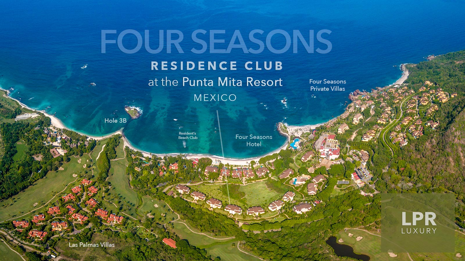 Four Seasons Residence Club at the Punta Mita Resort, Riviera Nayarit, Mexico