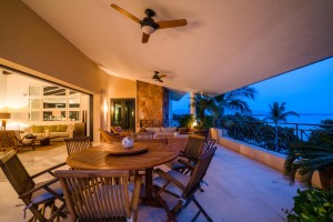 Hacienda de Mita Penthouse 4-1 - Luxury Punta Mita Mexico condos for rent
