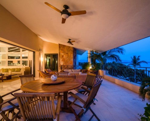 Hacienda de Mita Penthouse 4-1 - Luxury Punta Mita Mexico condos for rent