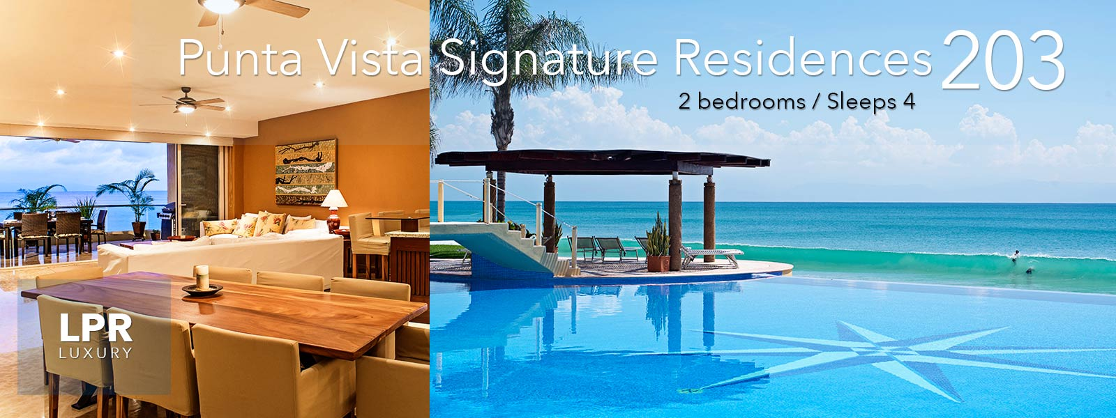 Punta Vista Signature Residences 203 - Playa Punta de Mita, Mexico