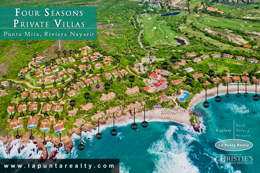 httpwwwpuntademita realestatecomfourseasonsprivatevillas features four seasons private villas