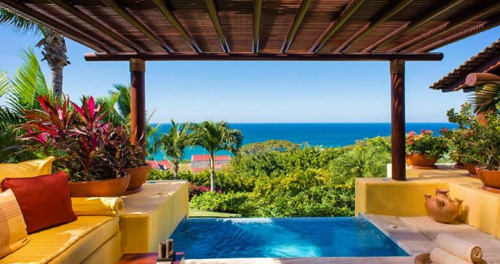 Four Seasons Private Villa 50 - Luxury Punta Mita real estate and vacation rentals - Mexico