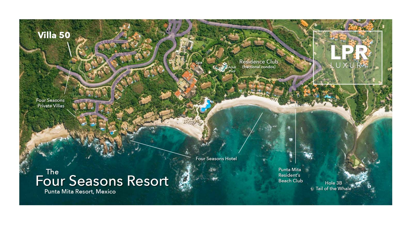 Four Seasons Private Villa 50 - Luxury Punta Mita real estate and vacation rentals - Mexico