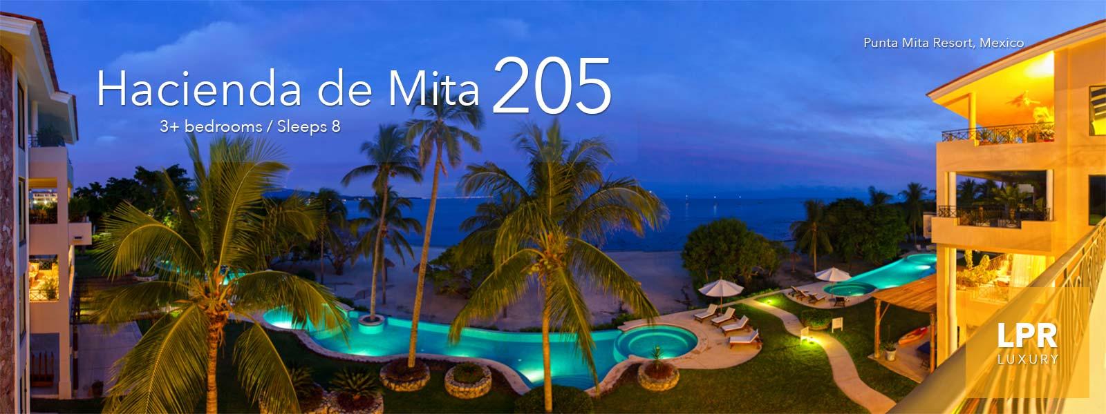 Hacienda de Mita 205 - Luxury Punta Mita Resort Condos, Mexico