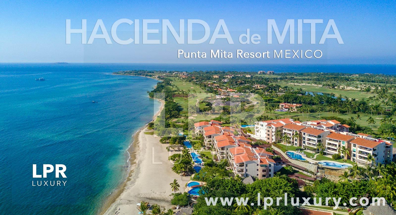 Hacienda de Mita - Luxury Beachfront Punta Mita Resort Condominiums - Four Seasons / St. Regis Punta Mita Resort