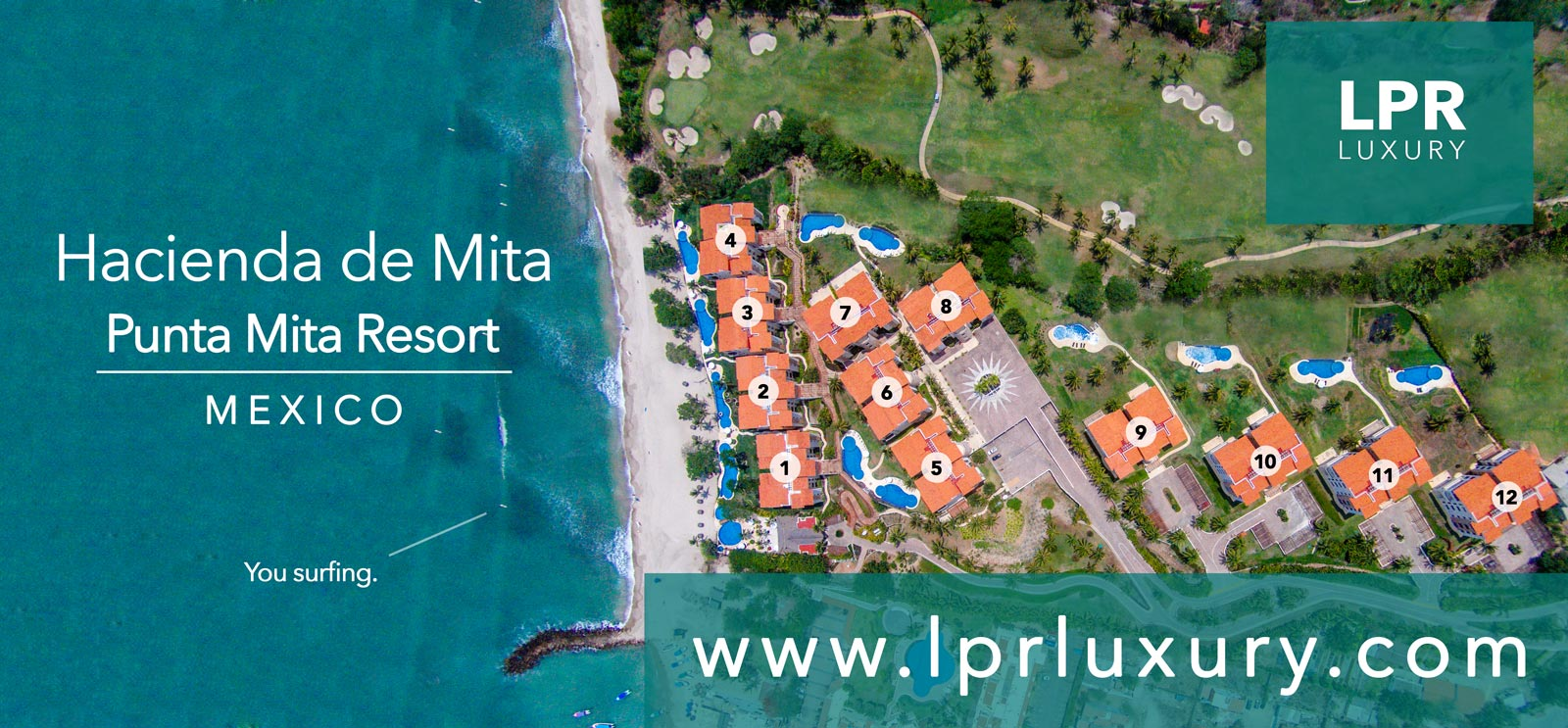 Hacienda De Mita 5 2 Penthouse Punta Mita Vacation Rental