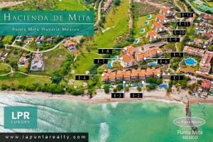 Hacienda de Mita, Punta Mita Resort