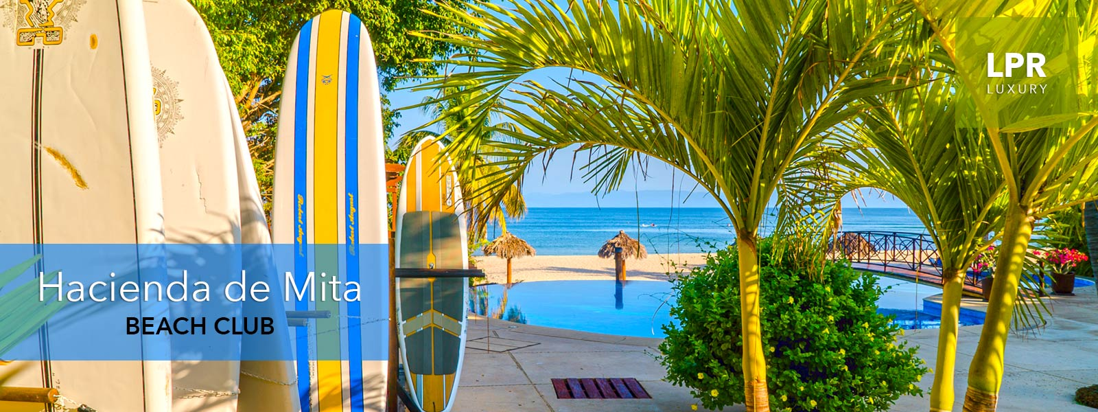 Hacienda de Mita Beach Club - Luxury Punta Mita Mexico condos for sale and rent