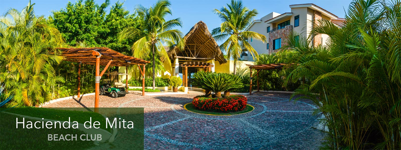 Hacienda de Mita Beach Club - Luxury Punta Mita Mexico condos for sale and rent