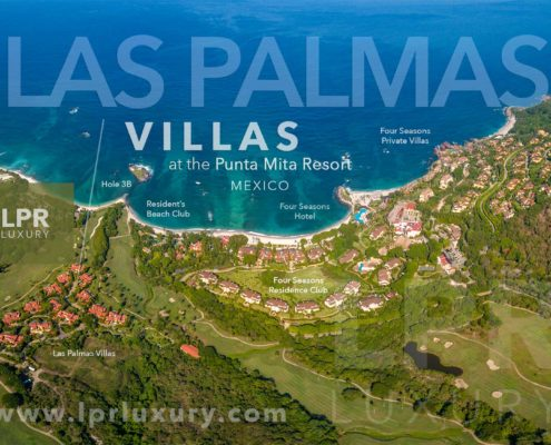 Las Palmas Villas at the Punta Mita Resort, Riviera Nayarit, Mexico