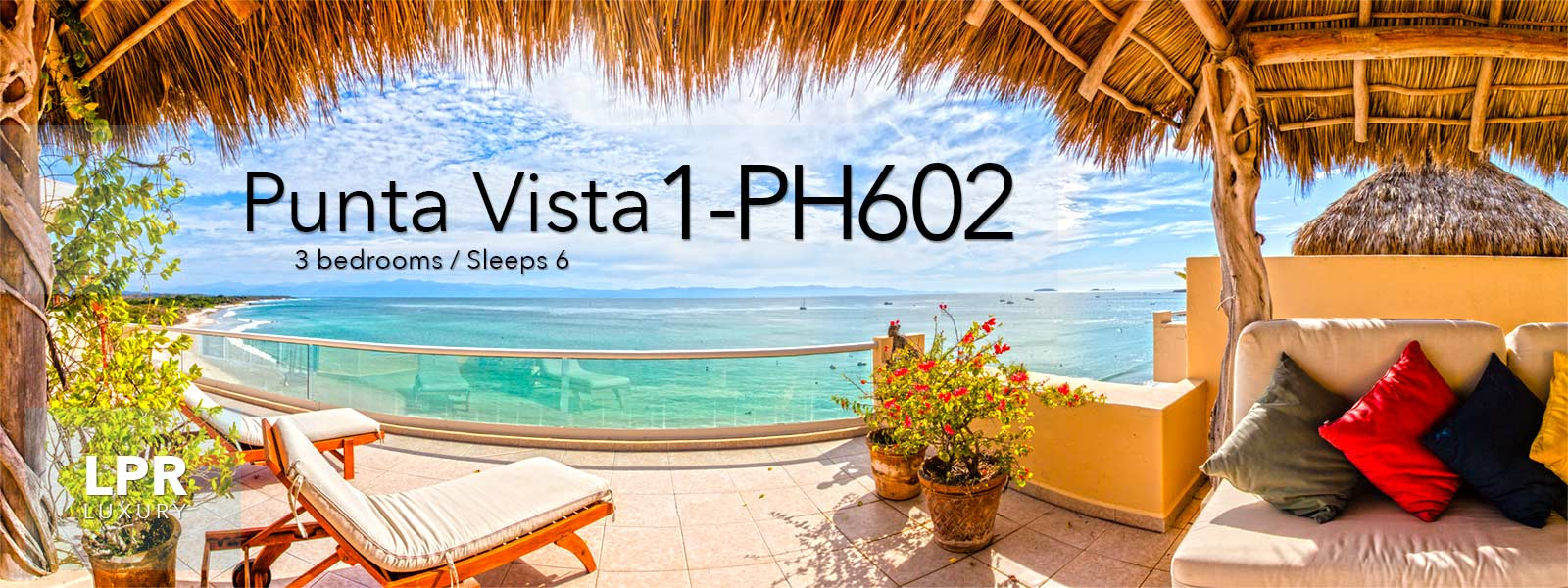 Punta Vista 1 - Penthouse 602 - Playa Punta de Mita Vacation Rental Condo for Sale