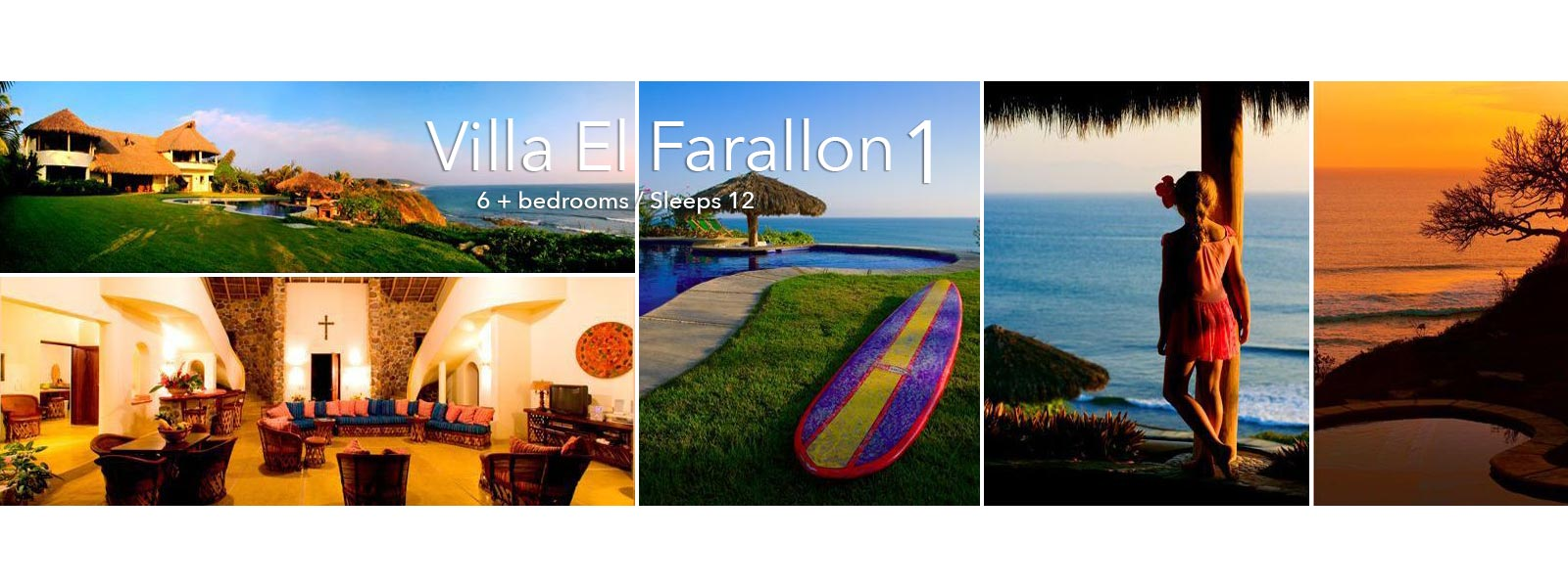 Villa El Farallon 1 - Luxury Punta de Mita Real Estate - Puerto Vallarta, Mexico