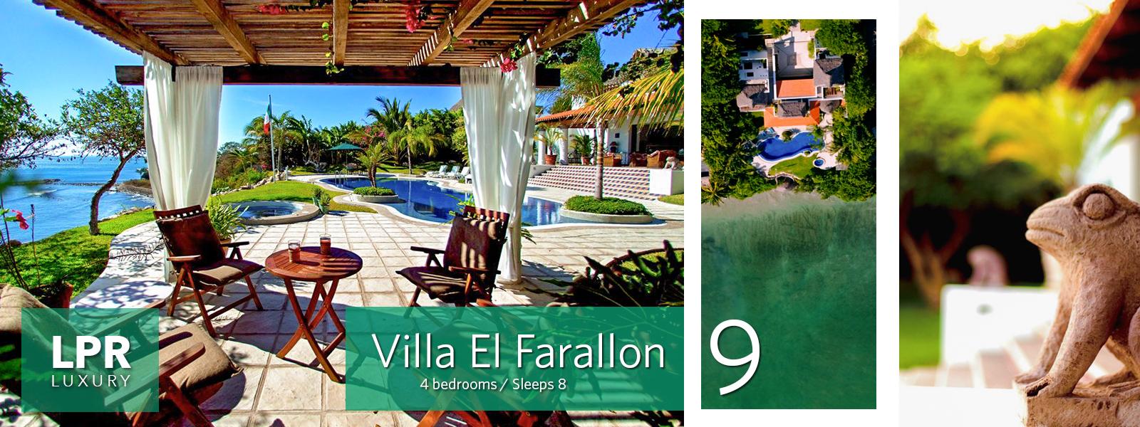 Villa El Farallon 9 - Luxury Punta de Mita Vacation Rentals Villa Real Estate for Sale in Mexico
