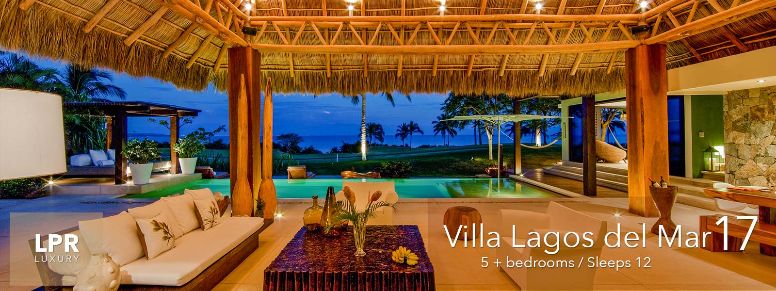 Villa Lagos del Mar 17 - Luxury Punta Mita Resort Real Estate and Vacation Rentals