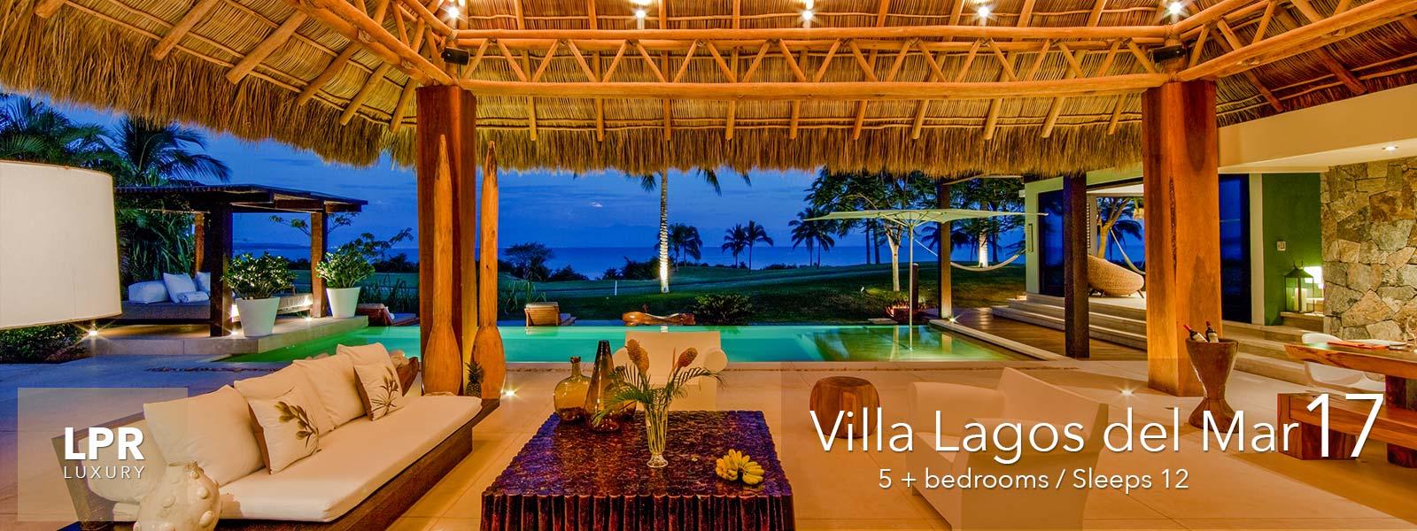 Villa Lagos del Mar 17 - Luxury Punta Mita Resort Real Estate and Vacation Rentals