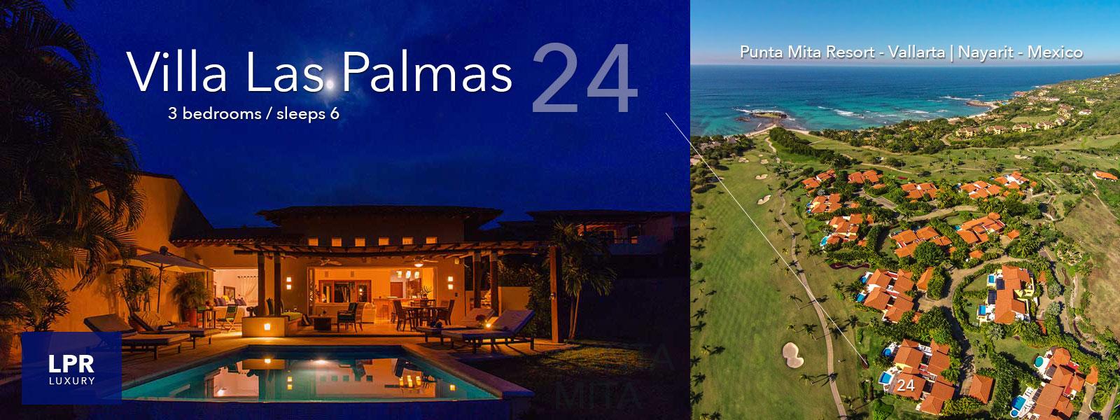 Villa Las Palmas Punta Mita 24 - Punta Mita Mexico