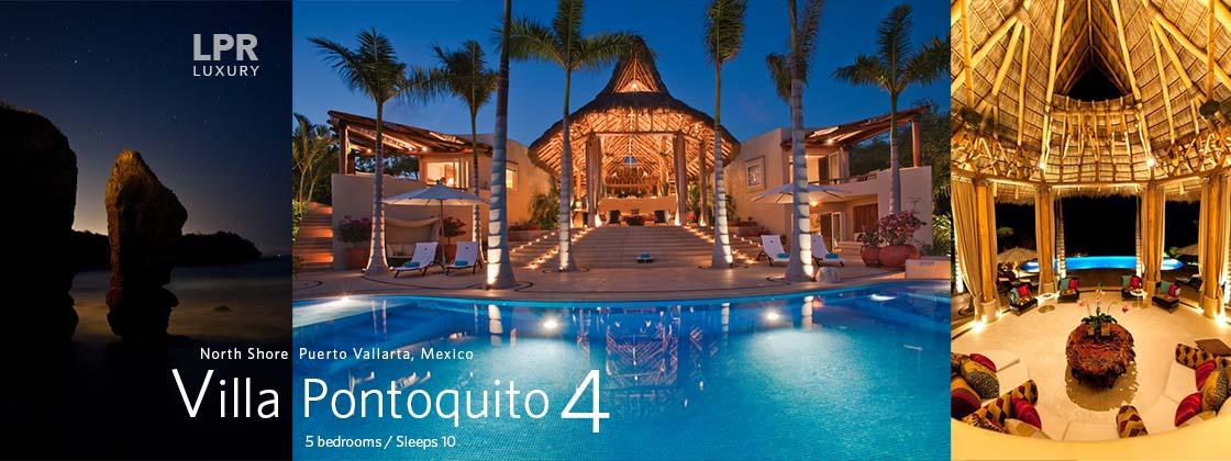 Villa Pontoquito 4 - Punta de Mita North Shore Puerto Vallarta Vacation Rentals