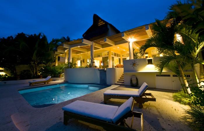 Casa Palapa - Punta del Burro - North Shore Puerto Vallarta, Mexico