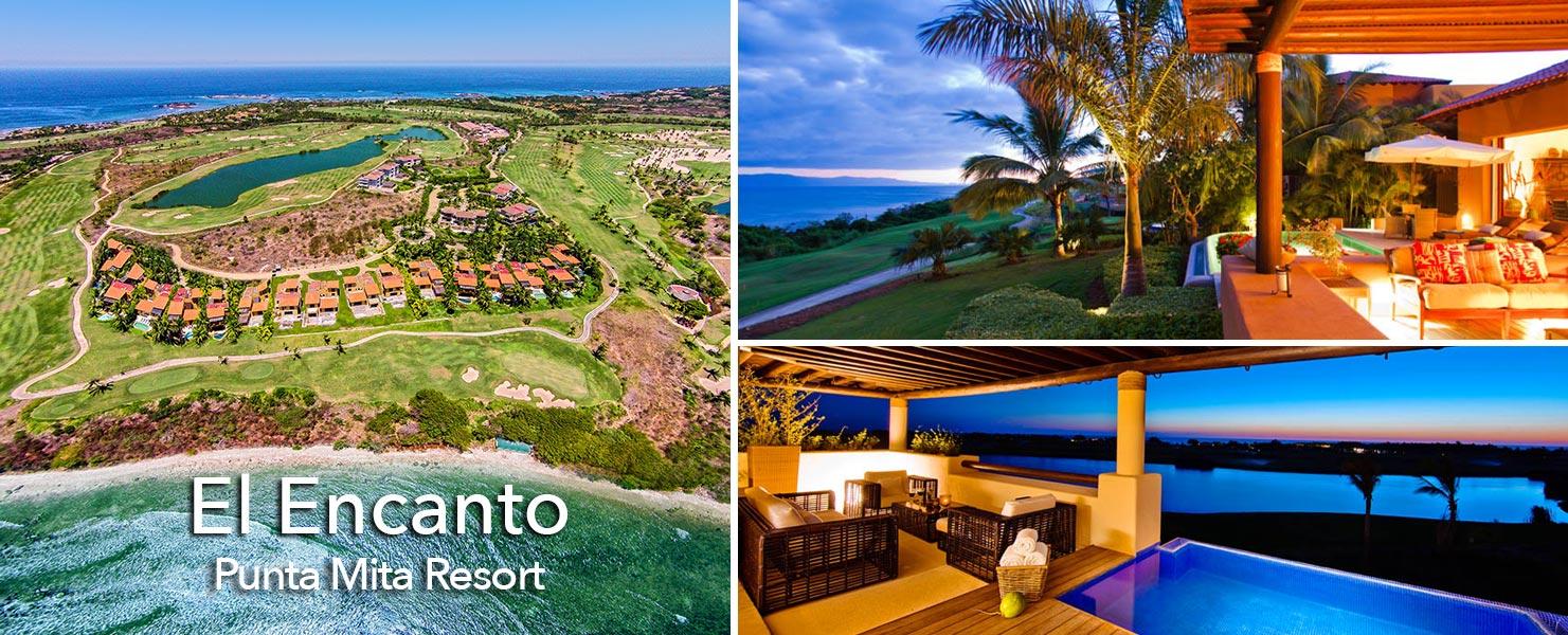 El Encanto Punta Mita Resort Vallarta Nayarit Mexico