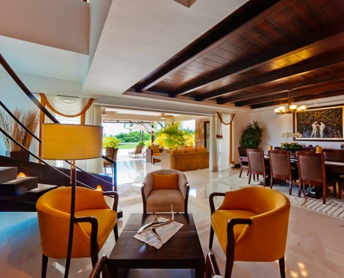 Hacienda de Mita 702 - 704 - The Duplex Town House at the Punta Mita Resort
