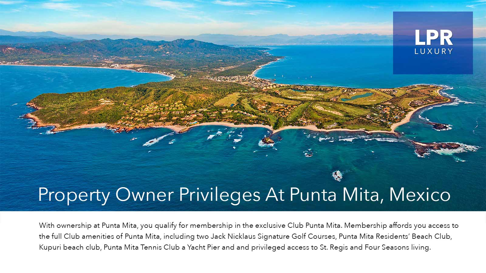 Kupuri - Homes and Homesites at the Punta Mita Resort - Nayarit, Mexico - Punta Mita Real Estate