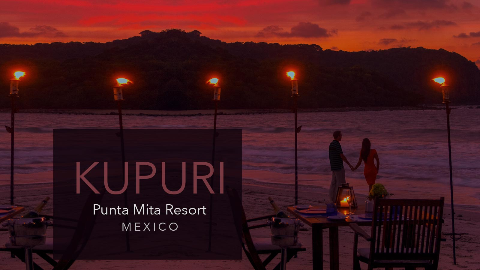 Kupuri - Homes and Homesites at the Punta Mita Resort - Nayarit, Mexico