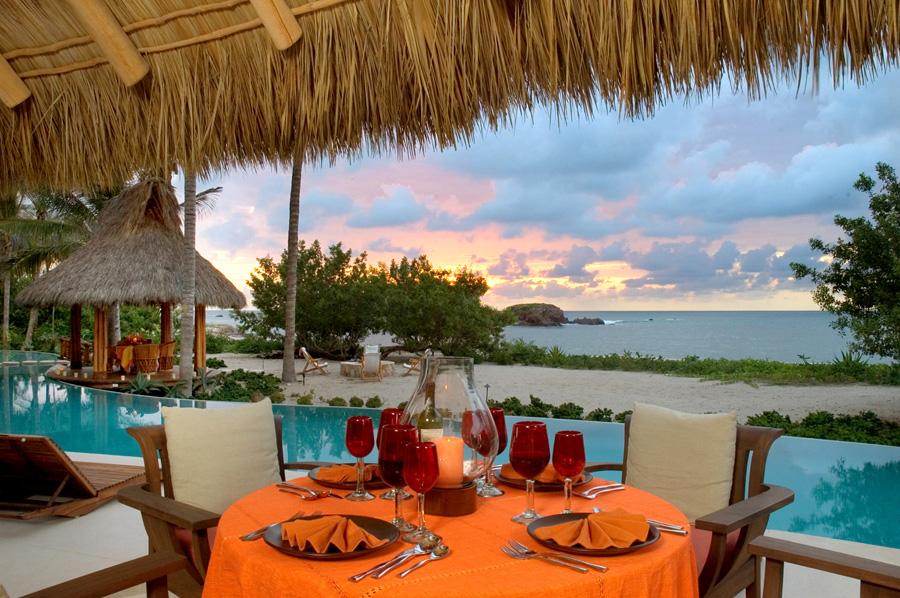 Four Seasons Resort Punta Mita Nayarit Mexico Vacations