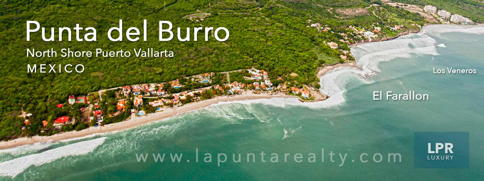 Punta del Burro - Luxury Punta de Mita Real Estate - Puerto Vallarta, Mexico