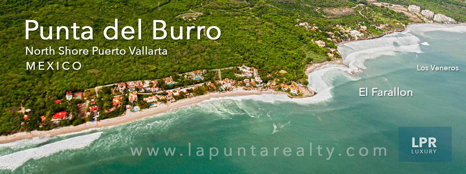 Punta del Burro - Luxury Punta de Mita Real Estate - Puerto Vallarta, Mexico