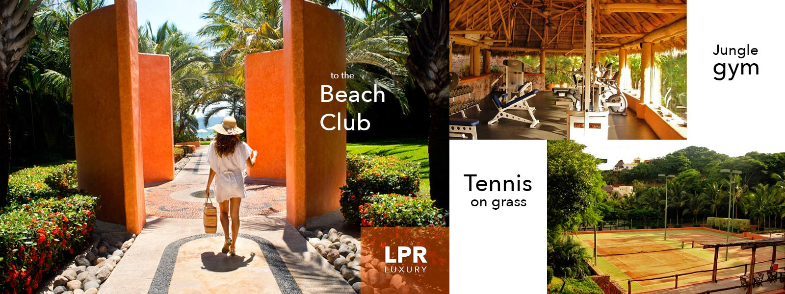 Real del Mar - Punta de Mita Luxury Real Estate and Vacation Rentals - Mexico