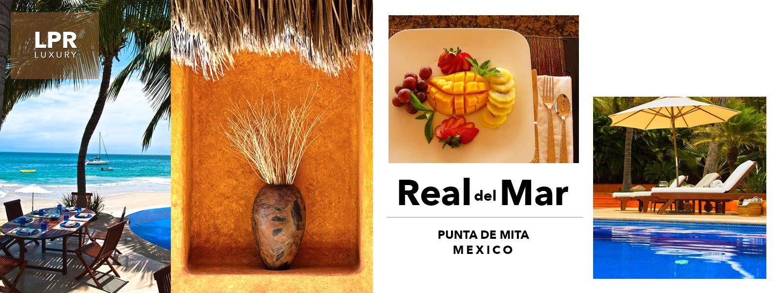Real del Mar - Punta de Mita Luxury Real Estate and Vacation Rentals - Mexico