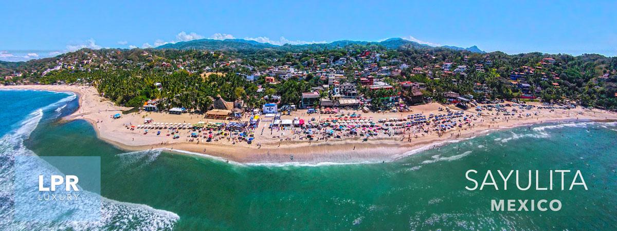 Sayulita beach - Riviera Nayrit, Mexico