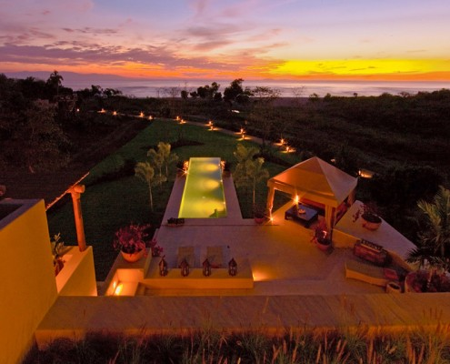 Villa El Banco 2 - Punta de Mita Mexico Vacation Rental Villas