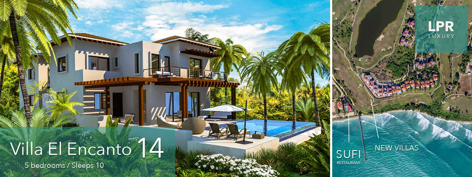 Villa El Encanto 14 Villas At Punta Mita Mexico Real