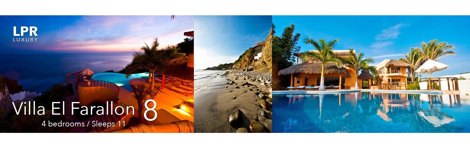 Villa El Farallon 8 - Luxury Punta de Mita Vacation Rentals - Puerto Vallarta