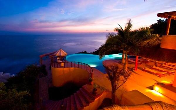 Villa El Farallon 8 - Luxury Punta de Mita Vacation Rental Villa - Mexico