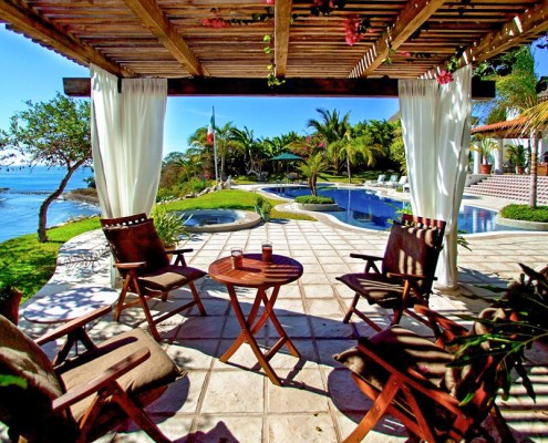 Villa El Farallon 9 - Luxury Punta de Mita Vacation Rental Villa