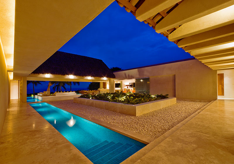 Villa Lagos del Mar14 - Punta Mita Mexico Vacation Rentals Real Estate