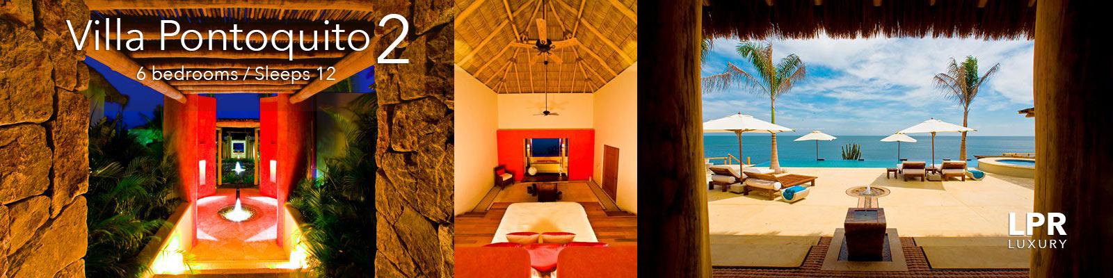 Villa Pontoquito 2 - Luxury Punta de Mita Vacation Rentals - Puerto Vallarta