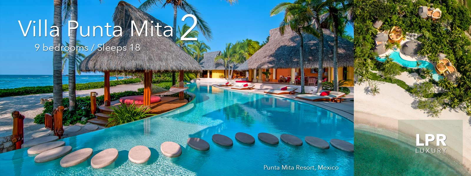 Villa Punta Mita 2 - Luxury Punta de Mita Resort Vacation Rentals Villas, Mexico