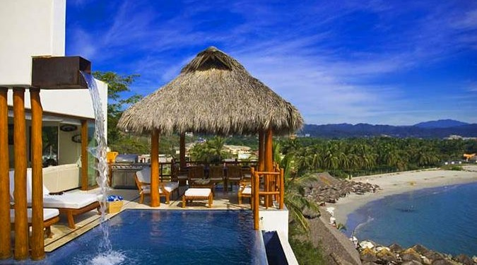 Villa Real del Mar 3 - North Shore Puerto Vallarta, Mexico