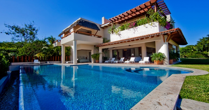 Villa Paradise Coves 2 - Luxury Punta de Mita Real Estate