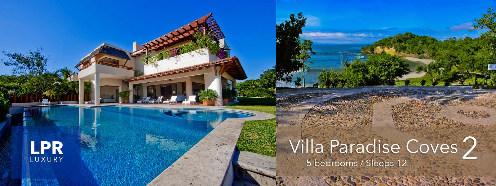 Villa Paradise Coves 2 - Luxury Punta de Mita Real Estate and Vacation Rental Villa