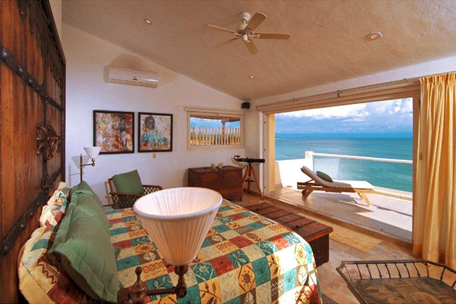 Penthoouse Punta Vista 1 - 602 - Luxury beachfront penthouse Punta de Mita vacation rental condo for sale - Puerto Vallarta, Riviera Nayarit, Mexico