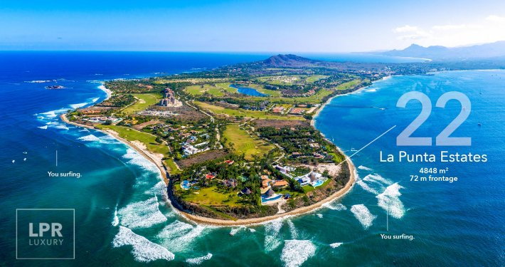 La Punta Estates - Homes and Homesites - Punta Mita Real Estate - Puerto Vallarta - Mexico
