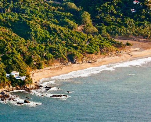 Lot Patzcuarito - Sayulita land for sale - Mexico Real Estate