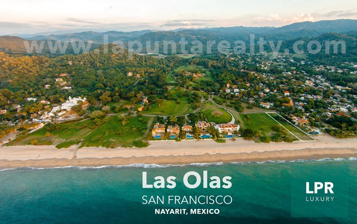 las olas - lpr luxury punta mita real estate and vacation rentals