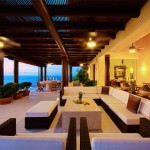 Four Seasons Private Villa 1 - Lounge Terrace