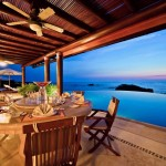 Four Seasons Private Villa 1 - Outdoor Dining
